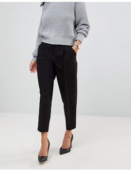 Asos Petite Mix & Match Highwaist Cigarette Trousers by Asos Petite