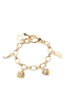 Pre Made Juicy Icons Charm Bracelet by Juicy Couture