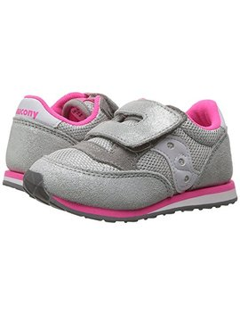 Originals Jazz Hook & Loop (Toddler/Little Kid) by Saucony Kids