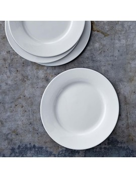 Williams Sonoma Open Kitchen Appetizer Plates, Set Of 4 by Williams   Sonoma