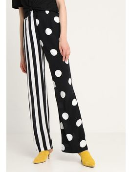 Wide Leg   Stoffhose by Topshop