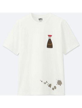 The Brands Short Sleeve Graphic T Shirt (Kikkoman) by Uniqlo