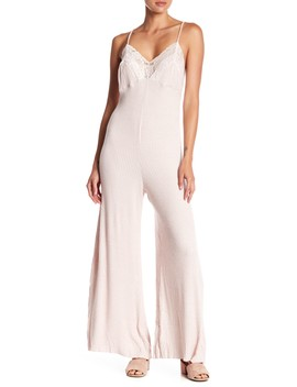 About Time V Neck Jumpsuit by Free People