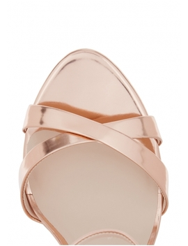Madame Chiara Leather Sandals by Sophia Webster