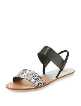 Nicci Sport Bottom Mixed Media Sandal by Dolce Vita