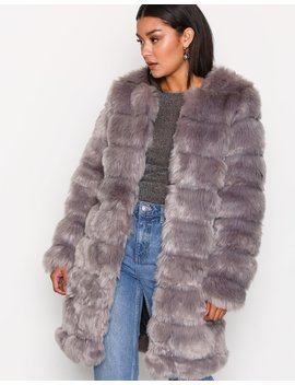 Yasfaux Fake Fur Jacket by Y.A.S