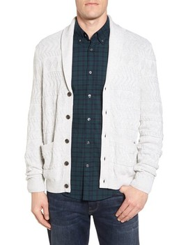 Shawl Collar Cardigan by Nordstrom Men's Shop
