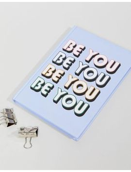 Stradivarius 'be You' Planner by Stradivarius
