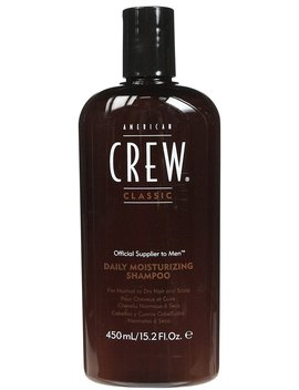 American Crew Daily Moisturizing Shampoo, 15.2 Ounce by American Crew