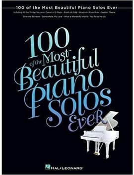 100 Of The Most Beautiful Piano Solos Ever by Amazon