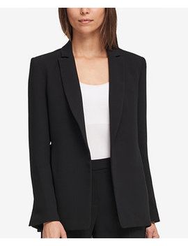 Open Front Blazer, Created For Macy's by Dkny