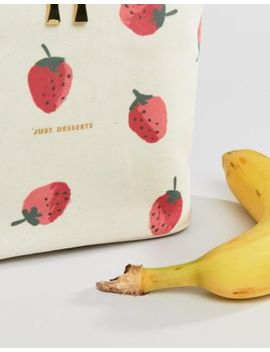 Kate Spade Strawberry Just Deserts Lunch Bag by Kate Spade