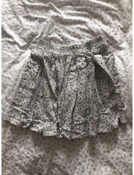 Ditsy Print Skirt / Brandy Melville / One Size by Ebay Seller