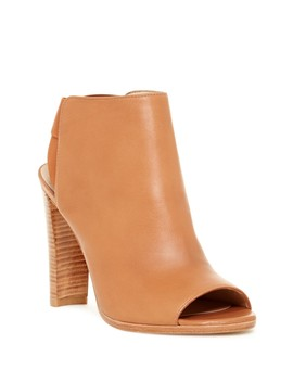 Here It Is Leather Bootie by Stuart Weitzman