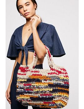 Santa Croce Macrame Tote by Free People