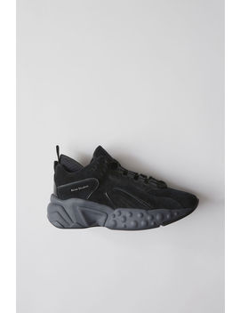 baskets-techniques-noir-multi by acne-studios