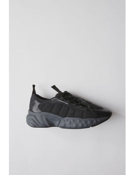 baskets-imposantes-noir by acne-studios