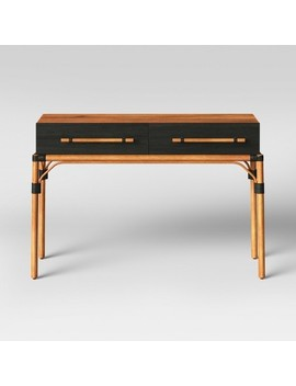Mokara Console Table Brown   Opalhouse™ by Shop This Collection