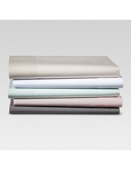 Vintage Washed Percale Pillowcase Set   Threshold™ by Threshold™