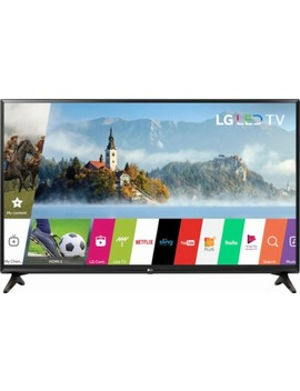 "49"" Class (48.5"" Diag.)   Led   1080p   Smart   Hdtv by Lg"