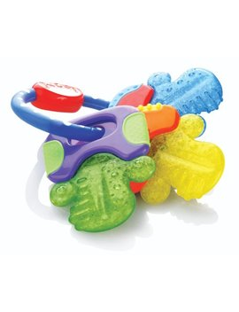 Nuby Ice Gel Teether Keys by Nuby