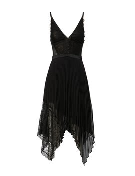 Lace Pleated Dress by Jonathan Simkhai