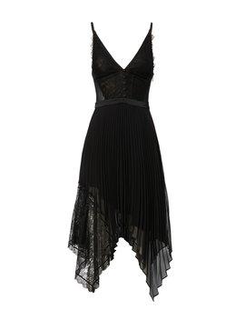 Lace Pleated Dress by Jonathan Simkhai