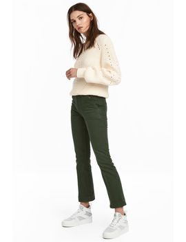 Twill Pants by H&M