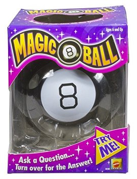 Mattel Games Magic 8 Ball by Mattel Games