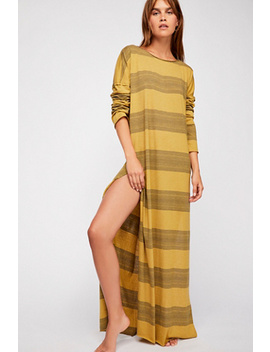 Daydreamer Stripe Maxi Dress by Free People