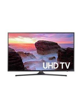 """Samsung 58"""" Class 4 K (2160 P) Smart Led Tv (Un58 Mu6070 Fxz<Wbr>A) by Samsung"""