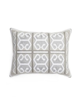 Caleb Crewel Stitch Accent Pillow by Levtex