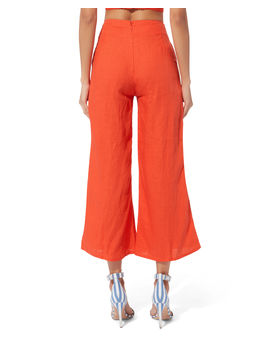 Tomas Crop Flare Pants by Faithfull The Brand