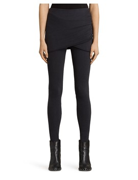 Raffi Gathered Leggings by Allsaints