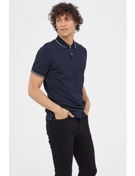 Polo In Cotone Premium by H&M