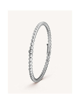 Perlée Perles D'or Gold Medium Bracelet by Van Cleef & Arpels