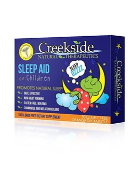 Creekside Natural Therapeutics Children's Sleep Aid by Creekside Natural Therapeutics
