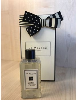Jo Malone Lime, Basil & Mandarin Body & Hand Wash   100ml   Brand New And Boxed by Ebay Seller