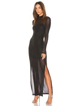 Silver Linings Maxi Dress by Minkpink