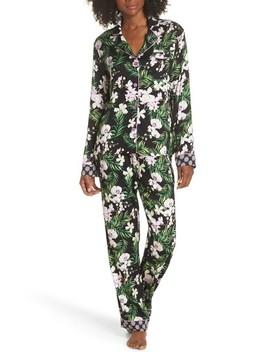 Floral Print Pajamas by Pj Salvage