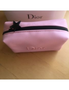 Dior Baby Pink Cosmetics Bag With Perfume And Lip Gloss by Ebay Seller