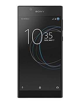 Sony Xperia L1 G3313 16 Gb Unlocked Gsm Quad Core Android Phone   Black (Certified Refurbished) by Sony
