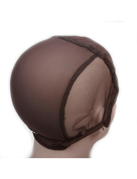 Wig Cap For Making Wigs With Adjustable Strap On The Back Weaving Cap Size S/M/L Glueless Wig Caps Good Quality by Wasig