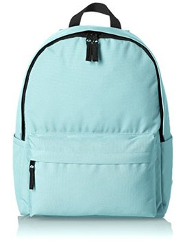 Amazonbasics Classic Backpack   Aqua by Amazon Basics