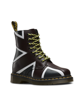 Union Jack Pascal by Dr. Martens