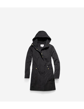 Travel Packable Classic Coat by Cole Haan