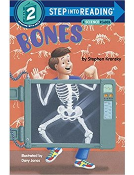 Bones (Step Into Reading, Step 2) by Amazon