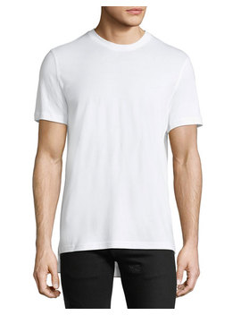 Men's Logo Taping Cuban T Shirt by Givenchy
