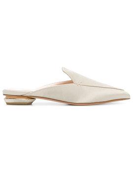 18mm Beya Flat Muleshome Women Shoes Mules by Nicholas Kirkwood