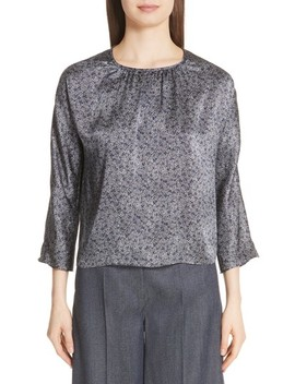 Cabala Silk Blouse by Max Mara
